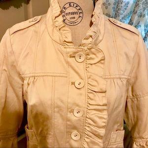 Anthropologie Jackets & Coats - 🆕NWOT Ett Twa Anthropologie Seneca Jacket